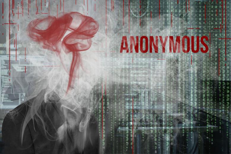 Anonymous - venkovní únikovka