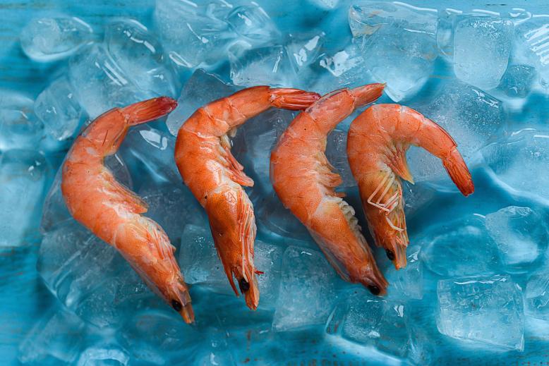 Krevety v Bruxxu