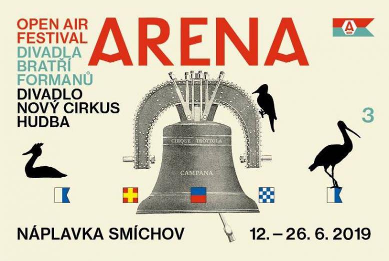 Třetí ročník festivalu ARENA