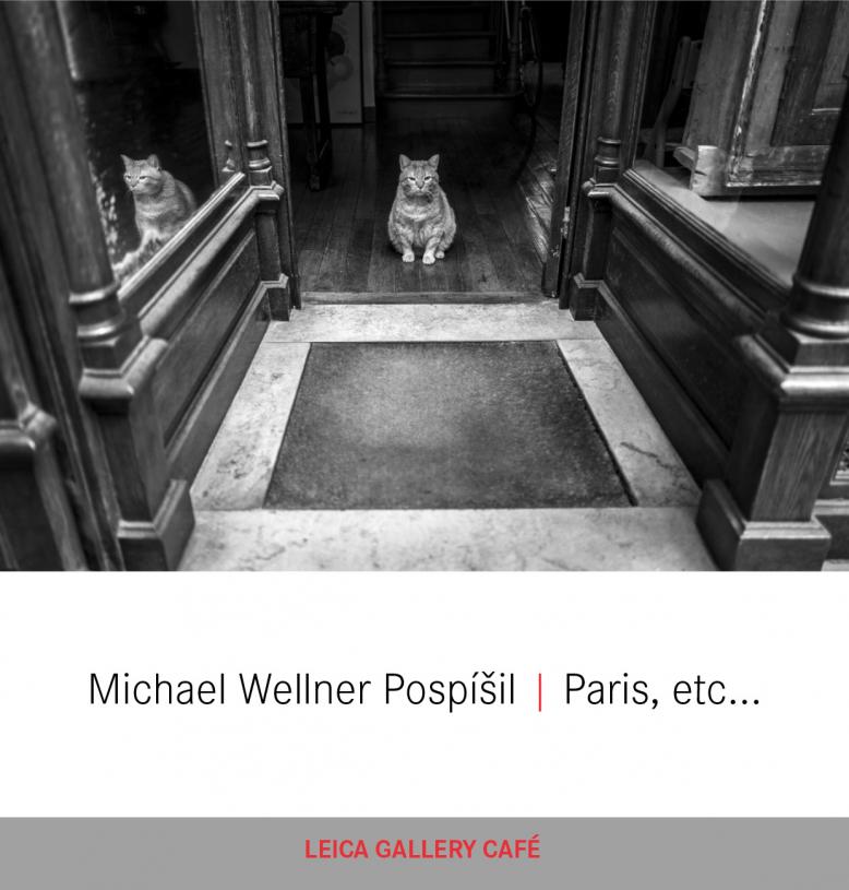 Michael W. Pospíšil   Paris, etc...