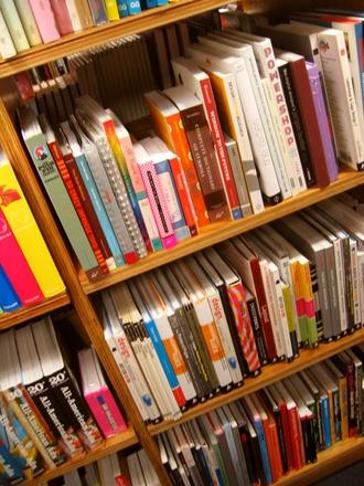 Velký knižní výprodej