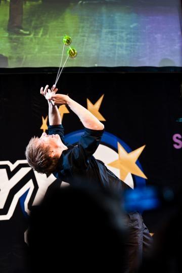 Yoyo Mistrovství ČR 2012