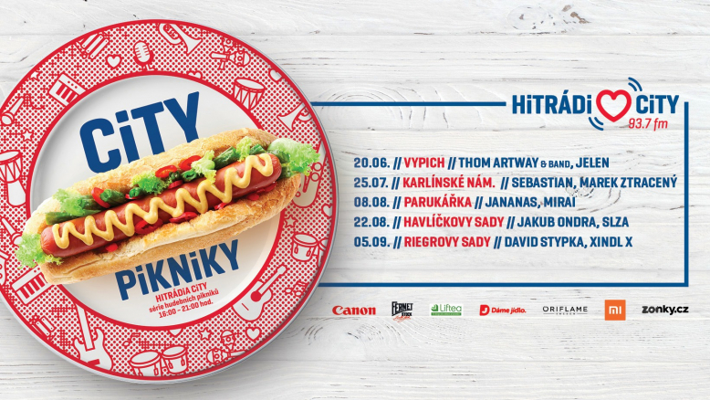City Piknik - Parukářka