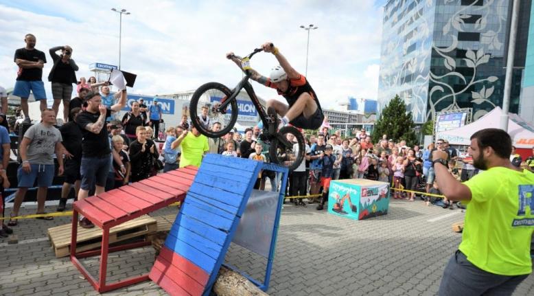 Mezinárodní mistrovství ČR v cyklotrialu