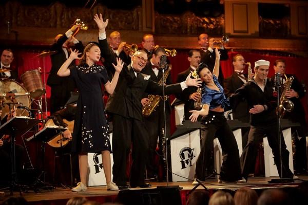 Swing na lodi Tajemství s Ondřejem Havelkou a jeho Melody Makers