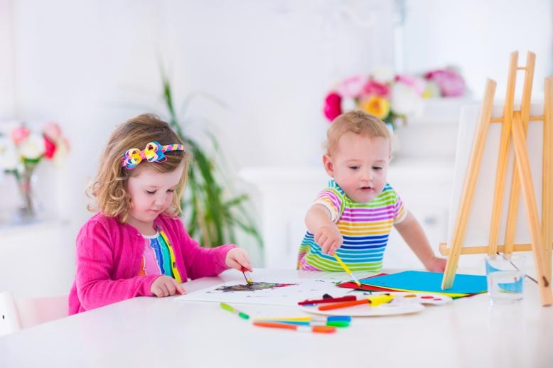 Kroužek Malování a kreslení pro děti