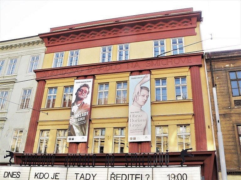 Vánoční jarmark ve Švandově divadle