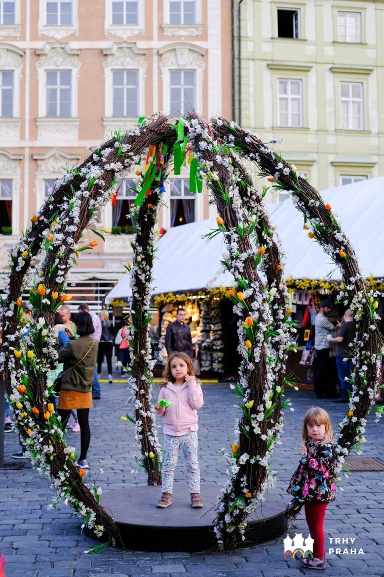 Velikonoční trhy Náměstí republiky