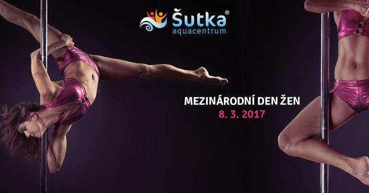 Mezinárodní den žen v Aquacentru Šutka