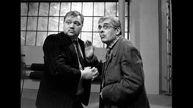 16mm film: Nebezpečný člověk (1964)