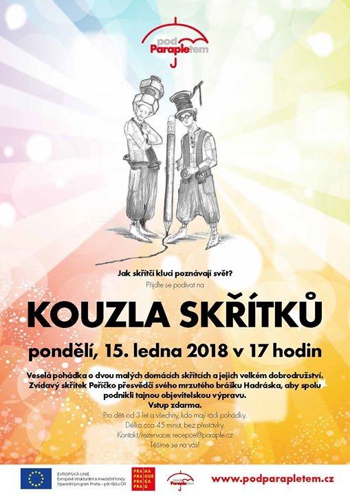 Divadlo pro děti Kouzla skřítků
