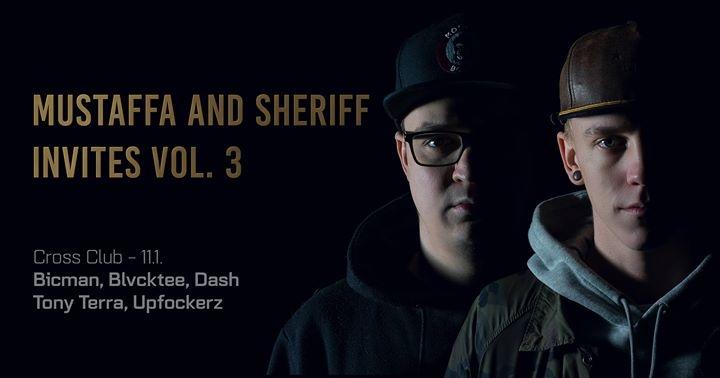 Mustaffa & Sheriff Invites vol.3