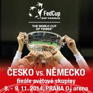 Fed Cup 2014 - VYPRODÁNO