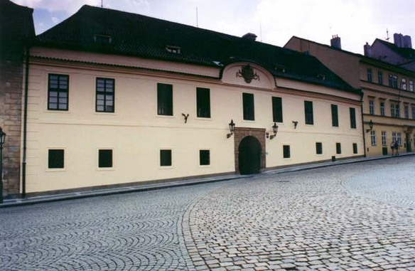 Dny otevřených dveří v Hrzánském paláci