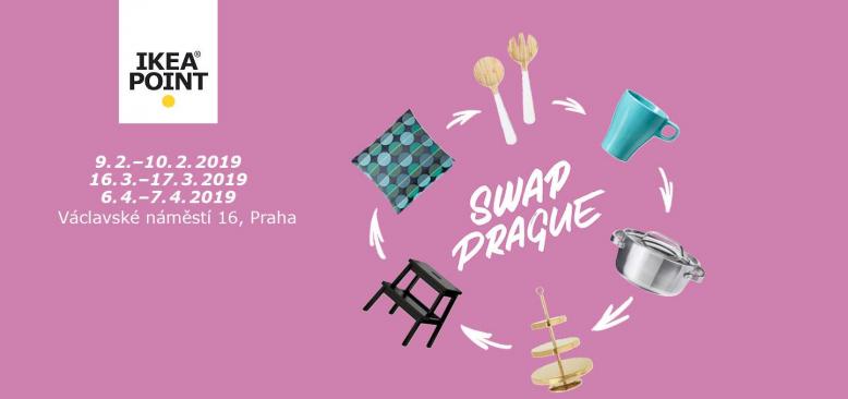 Swap Prague v Ikea Point
