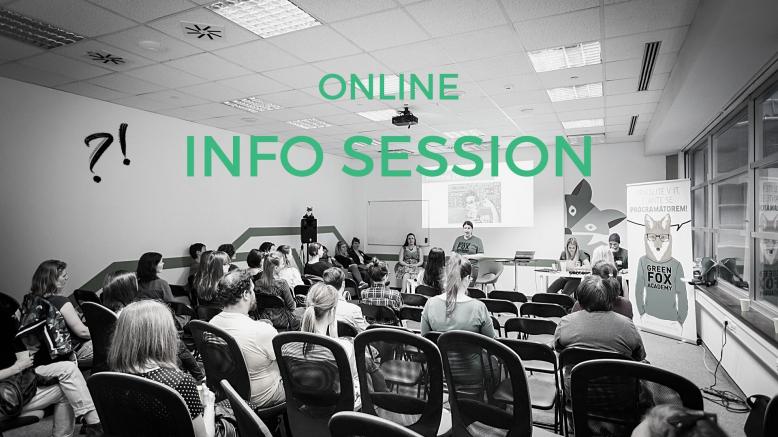 Online info schůzka