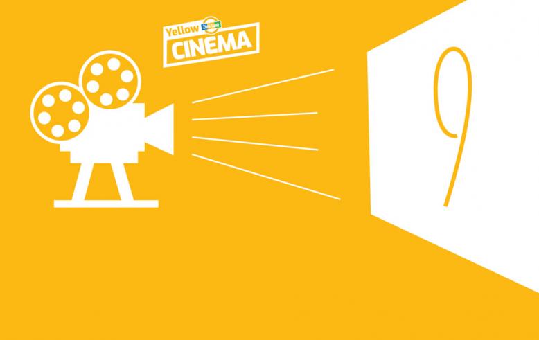 Letní kino Yellow Cinema