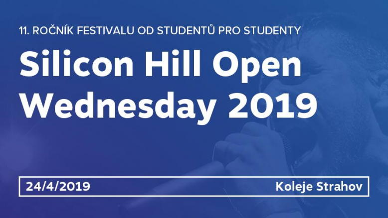 Silicon Hill Open Wednesday - SHOW 2019