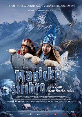 Magické stříbro - Hledání kouzelného rohu - Premiérový víkend