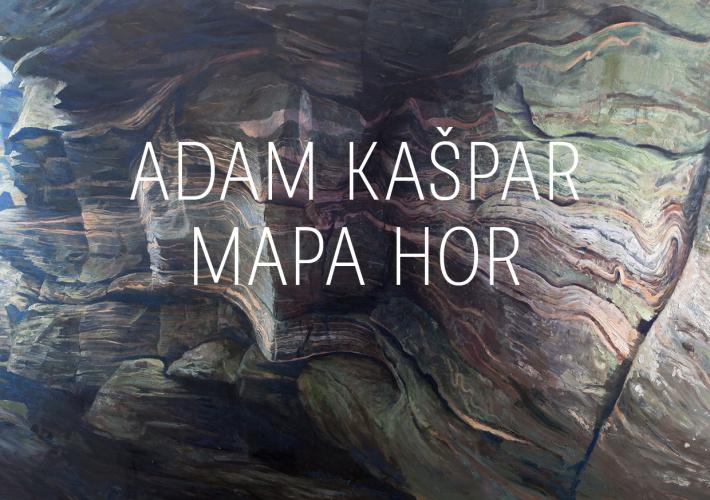 Adam Kašpar - Mapa hor