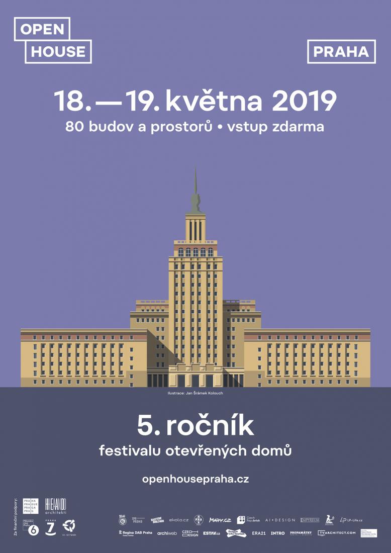 Open House Praha 2019