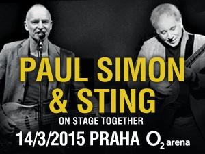 Paul Simon & Sting - ZRUŠENO!