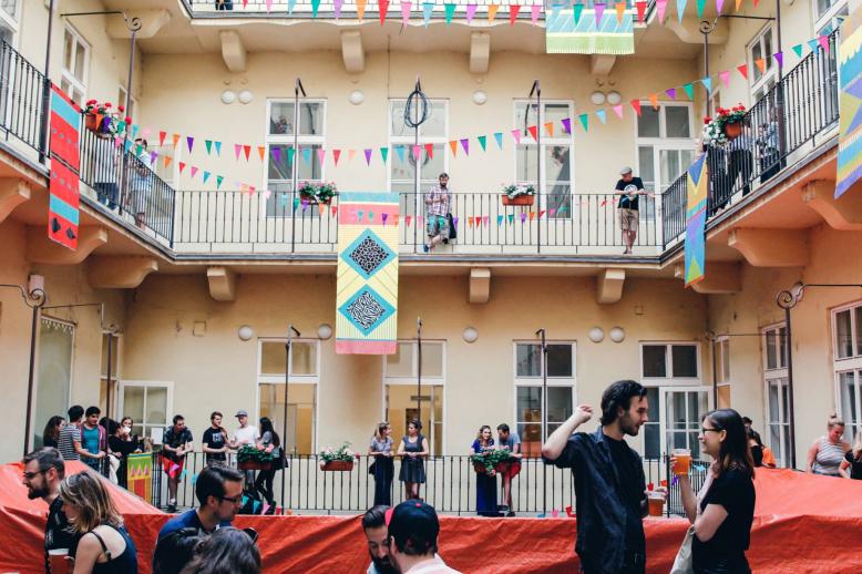22. Festival Pavlač FSV