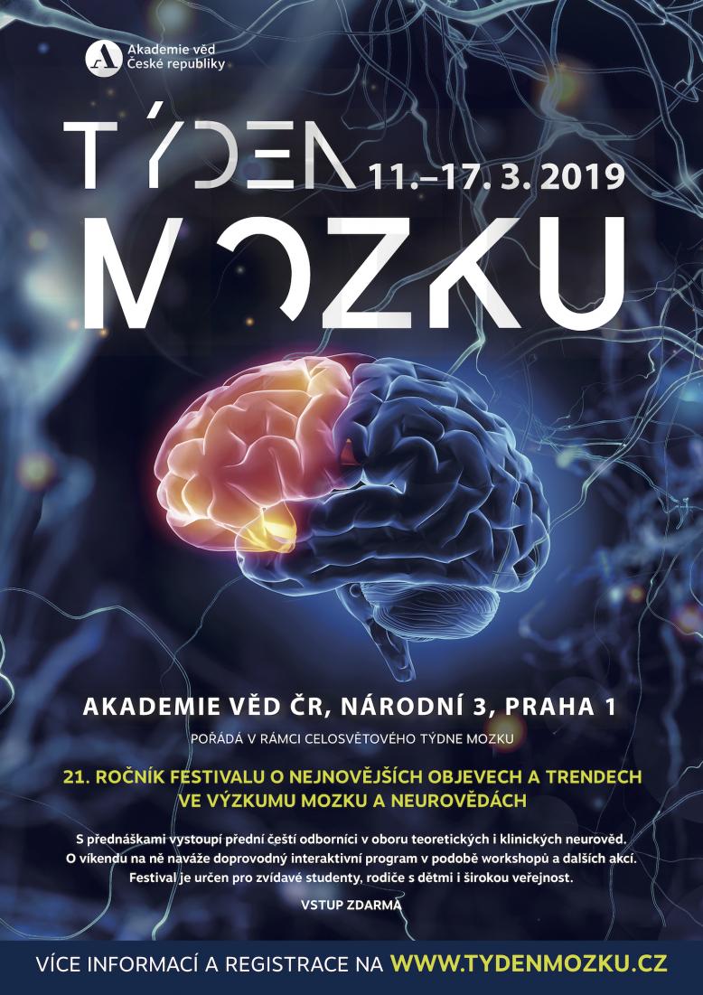 Týden mozku 2019
