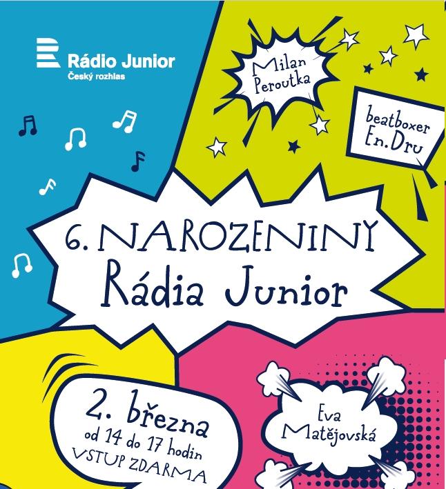 Narozeninová party Rádia Junior