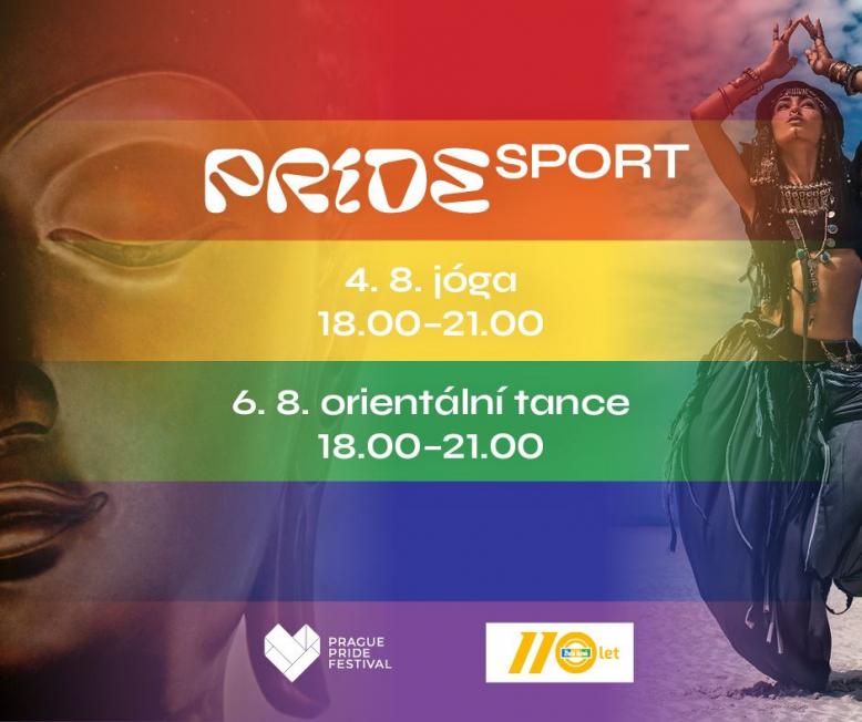 Pride Sport - Orientální tance