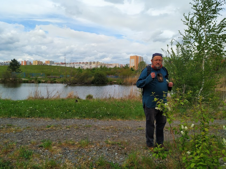 Audioprocházka: Příroda na kraji města