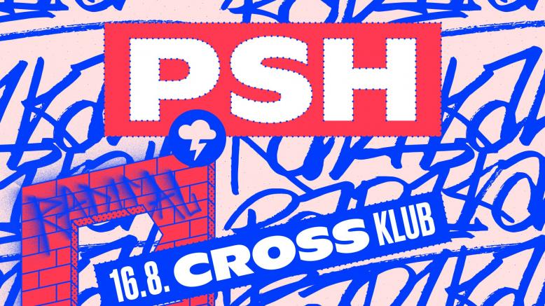 Radikal Cross: PSH - Orion & Vladimir 518 & Mike Trafik
