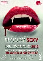 Bloody Sexy Halloweekend 2012