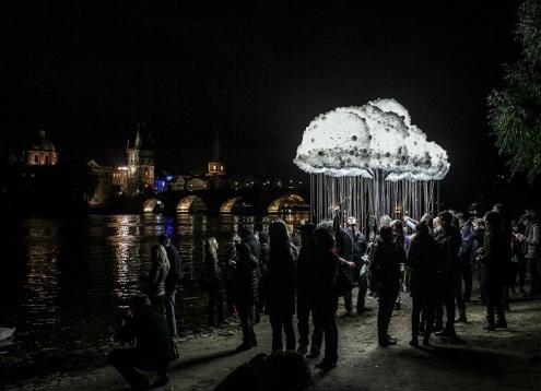 Signal - Prague light Festival 2014