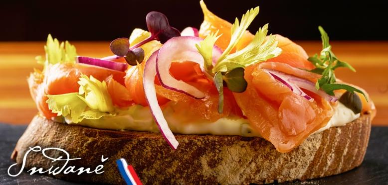 Brasserie La Gare: Francouzské snídaně