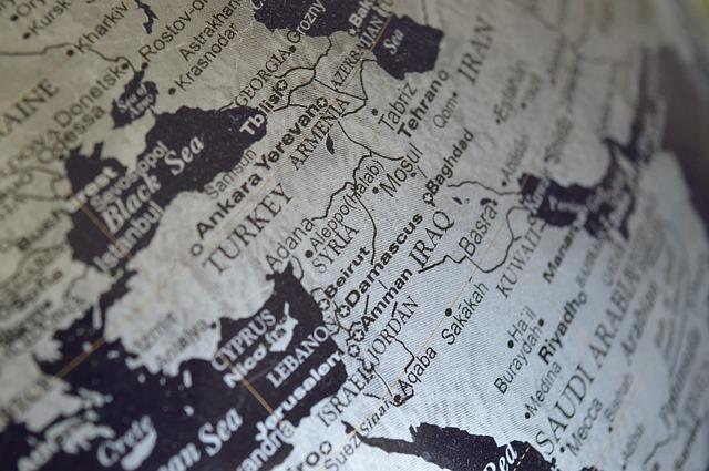 Sousedské setkání: Sýrie