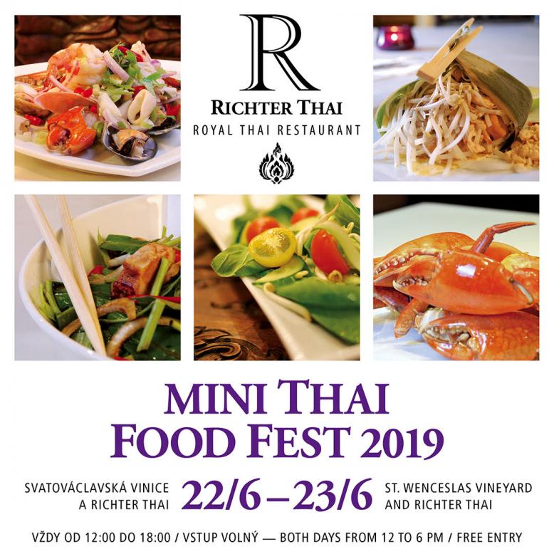 Mini Thai Food Fest