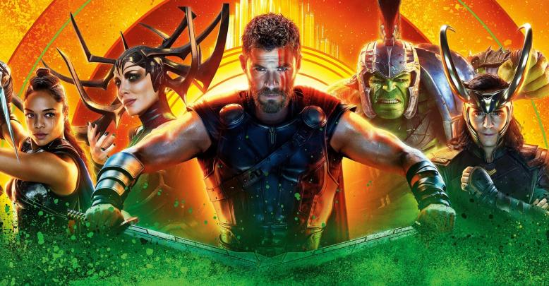 Letní kino: Thor: Ragnarok