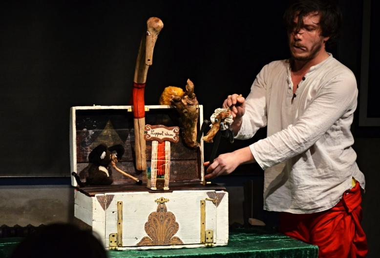 Divadelní pohádka: Pinocchio