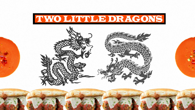 Two Little Dragons Bistro pop-up na Stalinu