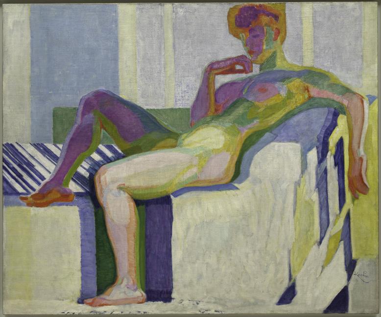 Výstava: František Kupka 1871–1957