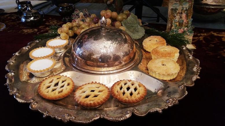 Viktoriánské Vánoce
