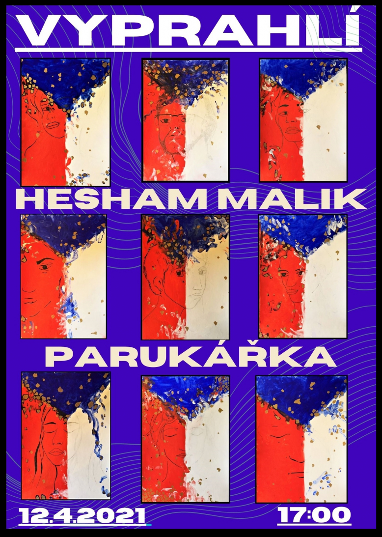 VYPRAHLÍ - výstava v parku Parukářka