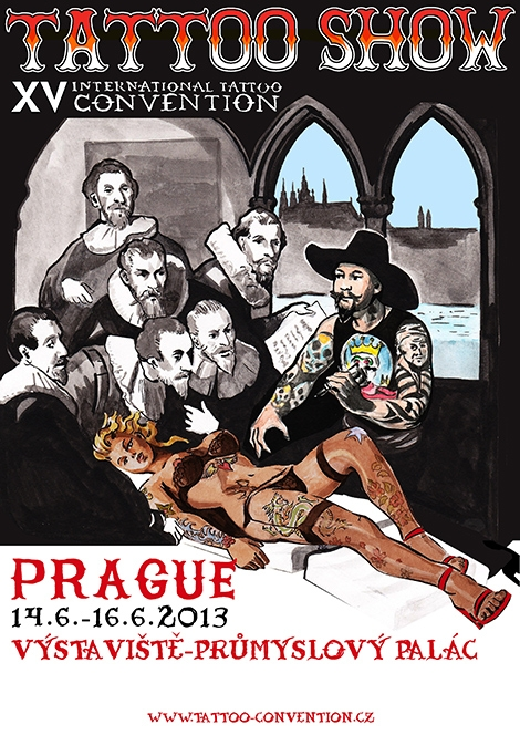 International Tattoo Convention Prague