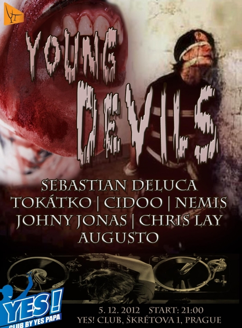 YOUNG DEVILS AT YES CLUB!