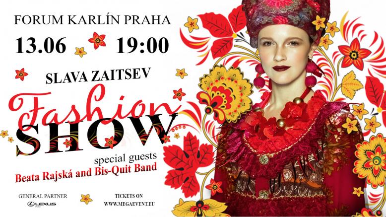 Slava Zaitsev Fashion Show