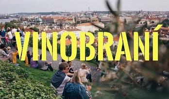 Vinobraní v Praze