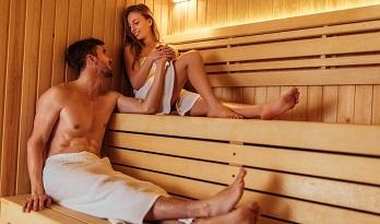 Nejlepší sauny v Praze