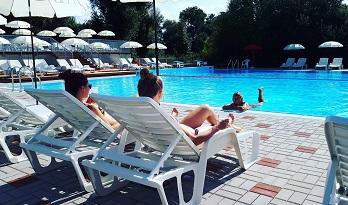 Venkovní bazény a koupaliště v Praze