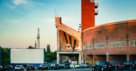 Letní kina v Praze: Autokino Strahov